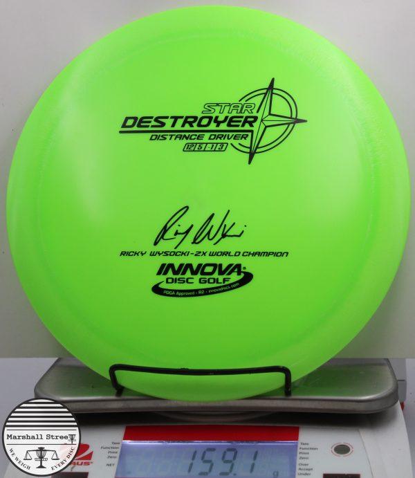 Star Destroyer, Ricky Wysocki