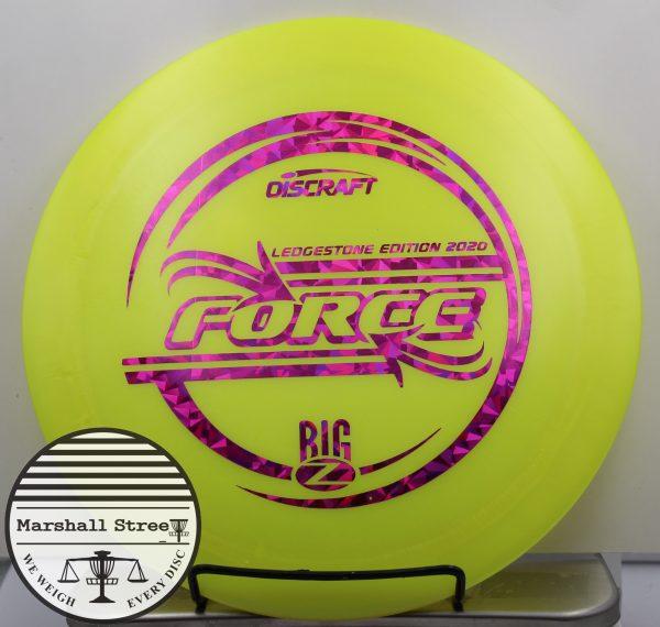 Z Force, Big Z 2020 LIO