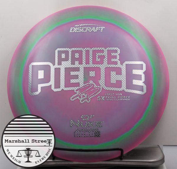 ESP Nuke, Pierce 5x 1st Run