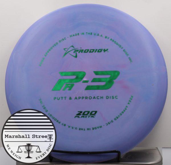 Prodigy PA3, 200