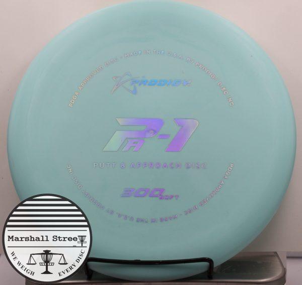 Prodigy PA1, 300 Soft