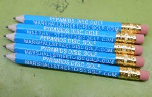 Pyramids Pencils