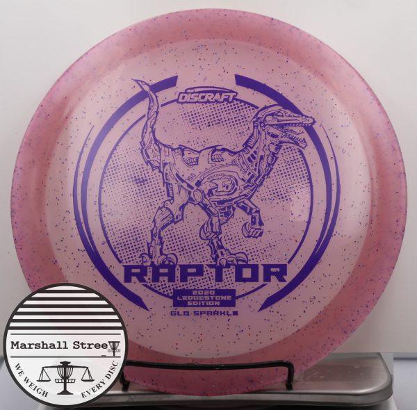 Glow Sparkle Raptor, 2020 LIO