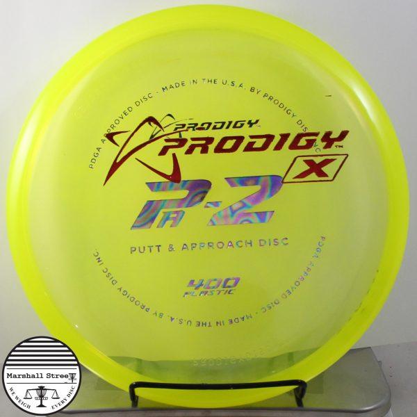 X-Out Prodigy PA2, 400