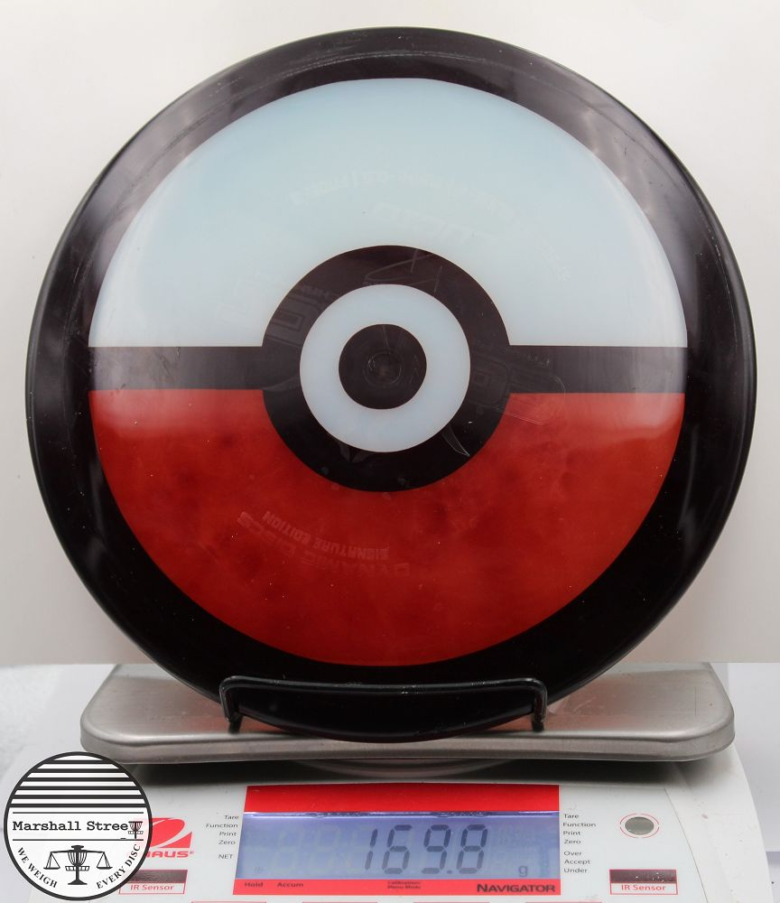 Lucid Convict, Pokeball