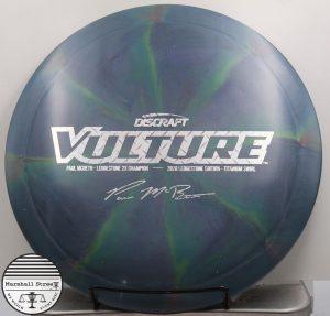 Titanium Swirl Vulture, LIO 20