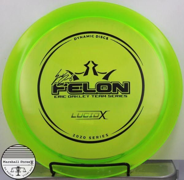 Lucid-X Felon, Eric Oakley
