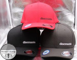 Discmania FlexFit Hat, BarLogo