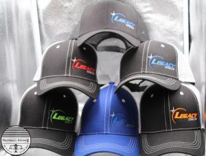 Legacy Mesh Snapback Hat
