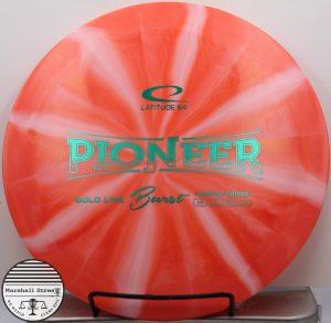 Gold Line Burst Pioneer