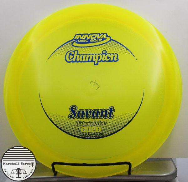 Champion Savant