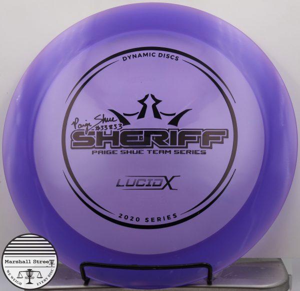 Lucid-X Sheriff