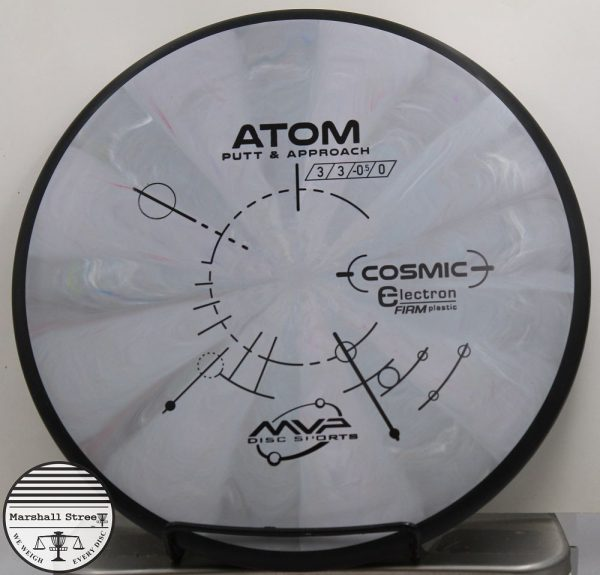 Cosmic Electron Atom, Firm