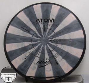 Cosmic Electron Atom, Medium