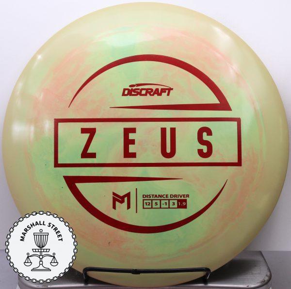 ESP Zeus, Paul McBeth