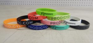Prodigy Wristband, Website