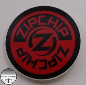 Zip Chip Sticker