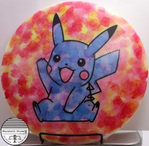 Opto Line Claymore, Pikachu
