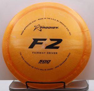 Prodigy F2, 500