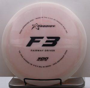 Prodigy F3, 500