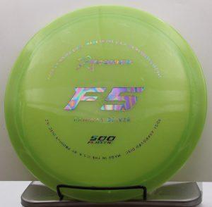 Prodigy F5, 500