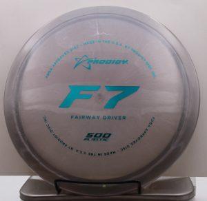 Prodigy F7, 500