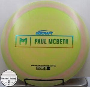 ESP Hades, Paul McBeth Proto