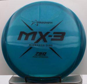 Prodigy MX-3, 750