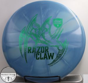 Evolution Vapor Tactic, Eagle