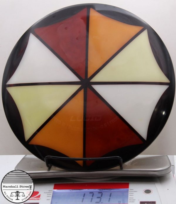 Lucid Raider, Stained Glass