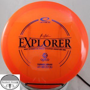 Opto Line Explorer