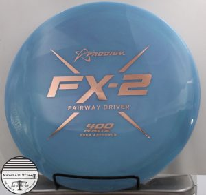 Prodigy FX-2, 400