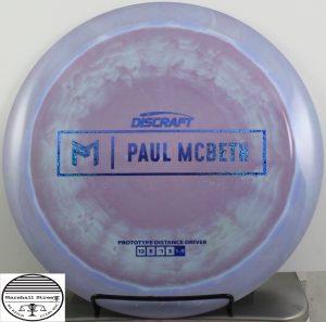 ESP Zeus, Paul McBeth Prototype