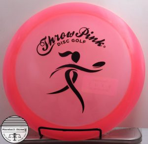 Champion Valkyrie, Throw Pink