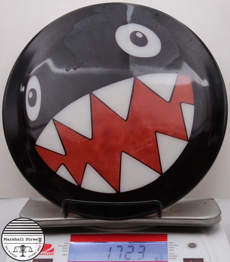 Lucid Convict PP, Chain Chomp