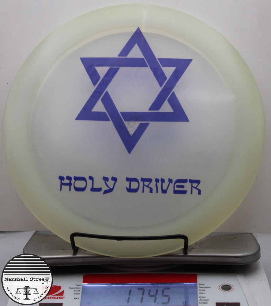 Champion Destroyer, Holy Driver