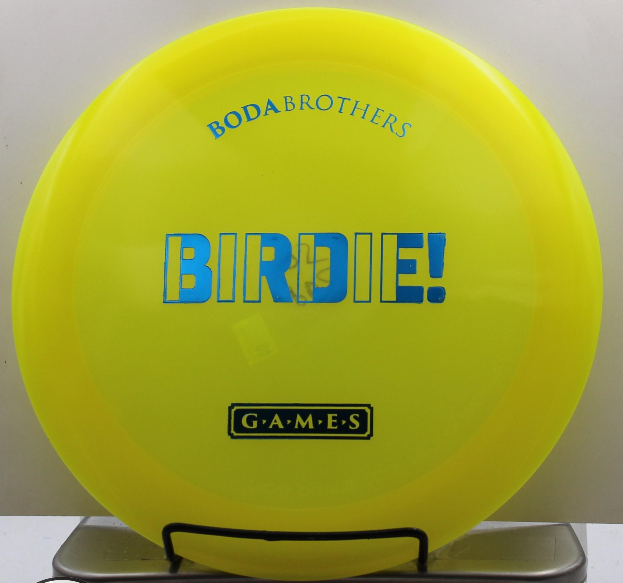 C-Line PD2, Birdie
