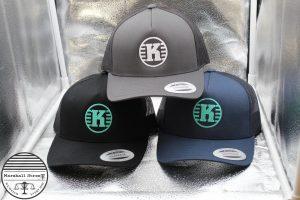 Kastaplast Mesh Snapback Hat