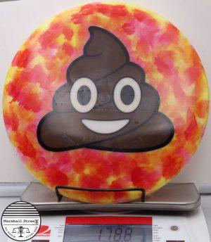 Lucid Warrant, Poop Emoji