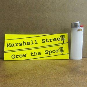 Marshall Street Grow The Sport