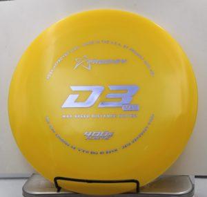 Prodigy D3 Max, 400G