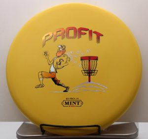 Royal Profit, Disc Golfer