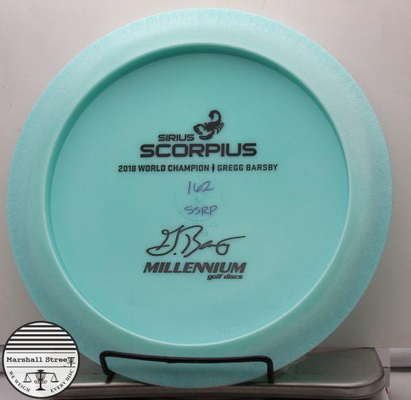 Sirius Scorpius, Barsby Bottom