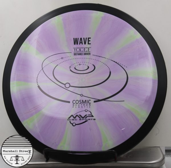 Cosmic Neutron Wave