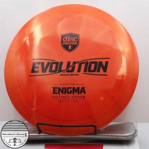 Evolution Vapor Enigma