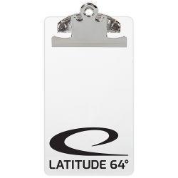 Lat 64 Scorecard Clipboard