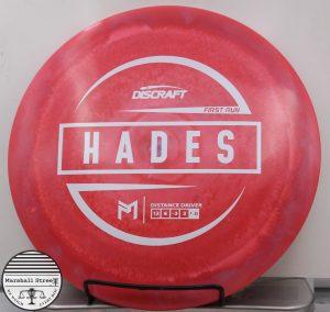 ESP Hades, McBeth 5X 1st Run