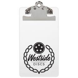 Westside Scorecard Clipboard