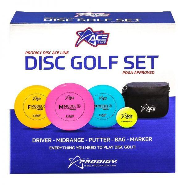 ACE Line Disc Golf Set