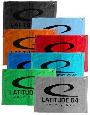 Latitude 64 Towel